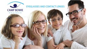 Camp Bowie Optique – Eyeglasses & Contact Lenses