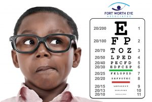 Pediatric ophthalmology vision screening for children