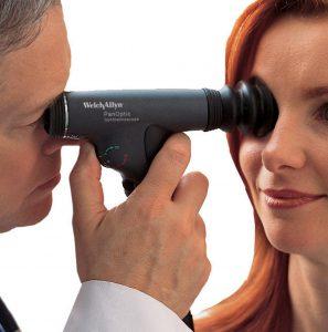 Adult Ophthalmology fundus retina exam eye